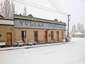 Vulcan Hotel, St Bathans, New Zealand